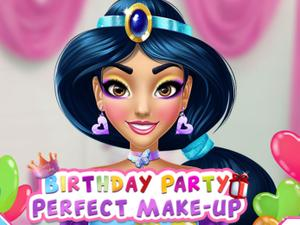 Birthday Party Perfect Makeup game