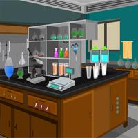 Escape From Chemical Laboratory game