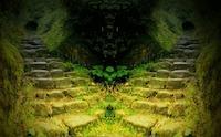 8B Mountain Cave Escape game