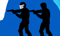 Play SWAT Force vs Terrorist Game