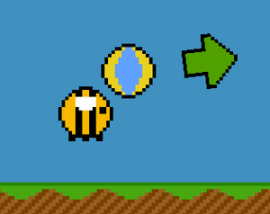 Bee Volleyball
