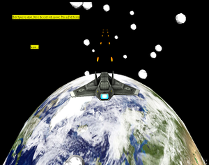Three Js - Space Game