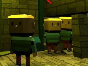 Kogama: Death Run Escape game