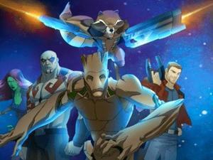 Guardians Of The Galaxy: Galactic Run game