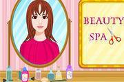 Beauty Spa Girl game