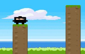 Springy Ninja game