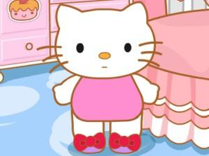Hello Kitty Goes To School game