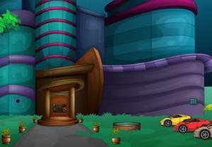 Tech Plaza game