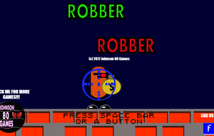 Robber Robber game