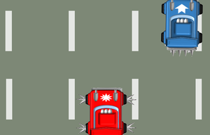 Duel Cars game