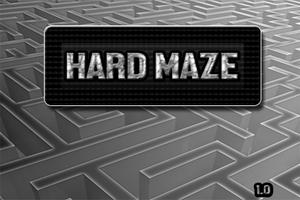 Hard Maze game