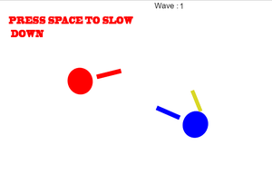 Pstsd (Press Space To Slow Down) Reboot! game