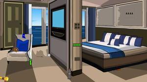 Luxury Cruise Voyage Escape game