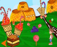 play Nsr Adventure Of Candy Land Escape