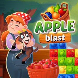 Apple Blast game