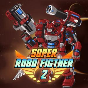 Super Robo Fighter 2 game