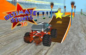 Ultimate Stunts 3D game