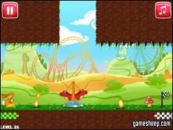 play Mr. Jumpz Adventureland Game Online Free