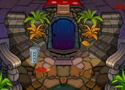 Underground House Escape game