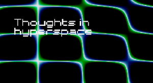 Thoughts In Hyperspace game