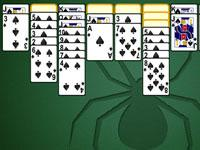 Spider Solitaire Classic game