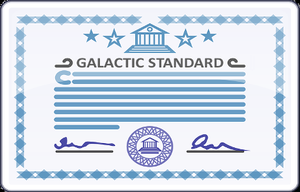 Galactic Standard 5 game