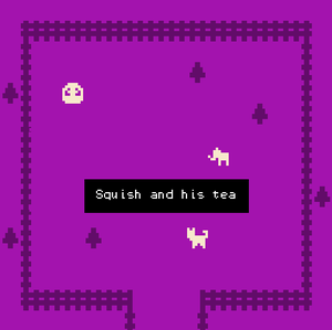 play Squish And His Tea