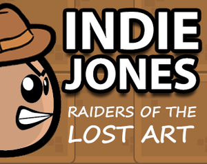play Indie Jones: Raiders Of The Lost Art