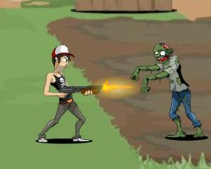 Extermination Zombies game