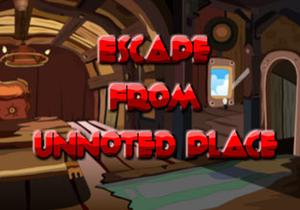 Escape From Unnoted Place game