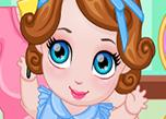 Barbie Newborn Baby game