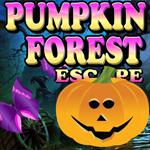 Pumpkin Forest Escape game