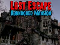 play Lost Escape - Abandoned Mansion