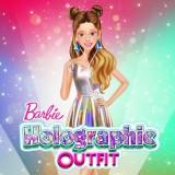 play Barbie Holographic Outfit