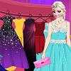 Elsa Spring Prom game