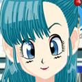 Dragon Ball Super Bulma Dress Up game