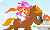 My Pony: My Little Race game