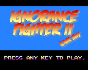 play Ignorance Fighter Ii: Tour Bus