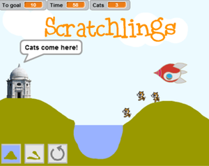 play Scratchlings