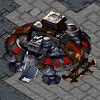 Starcraft Zergling Defense game