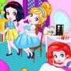 Princess Beach House game
