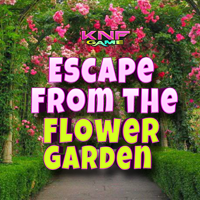 Escape From The Flower Garden game
