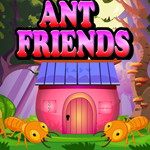 Ant Friends Escape game