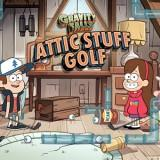Gravity Falls Attic Stuff Golf game