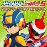 Mega Man Battle Network 5 Team Protoman game