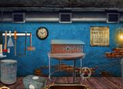 Can You Escape From Car Garage game