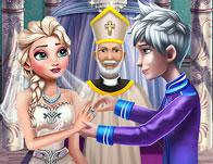 Frozen Wedding Ceremony game