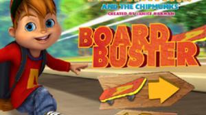 play Alvinnn!!!: Board Buster