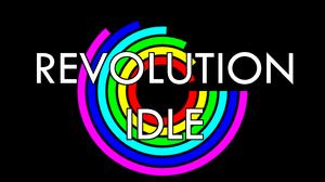 Revolution Idle game