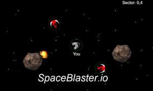 Spaceblaster.Io game
